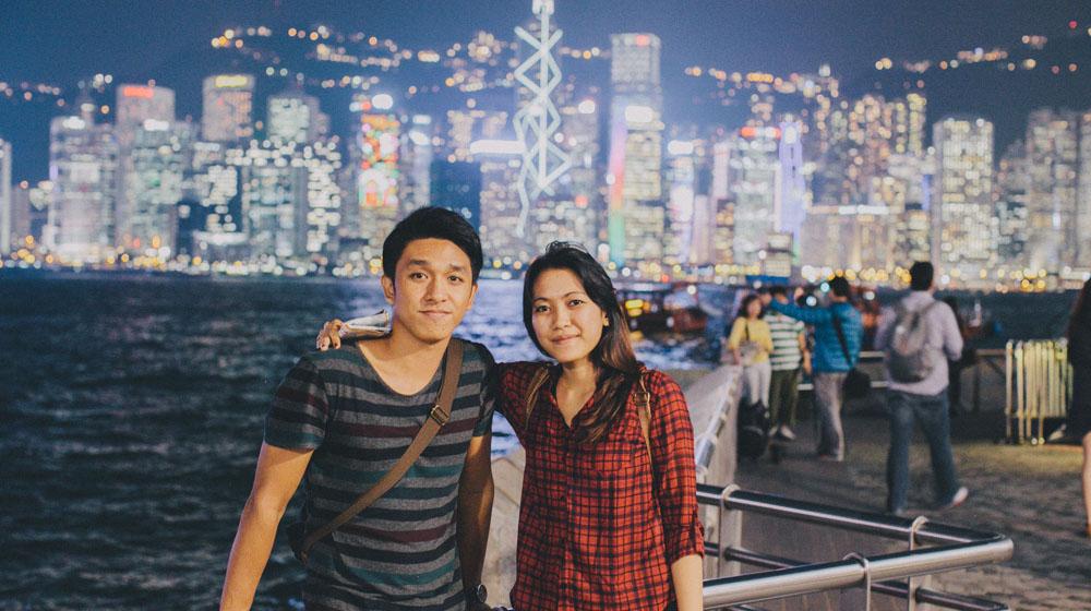 Gusmank hongkong traveling