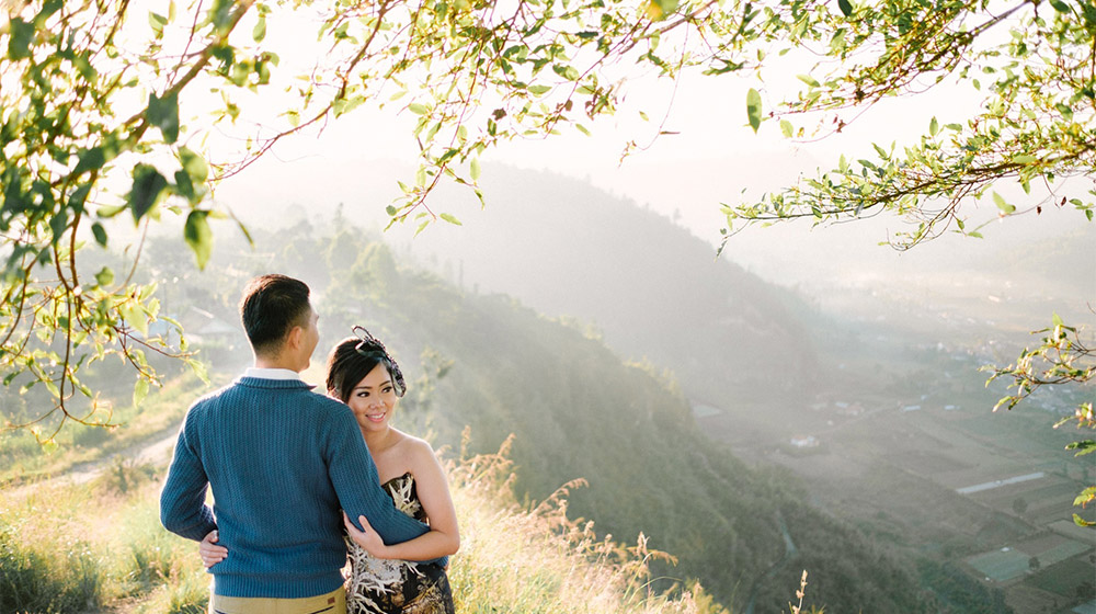 Bali Outdoor Prewedding Photography