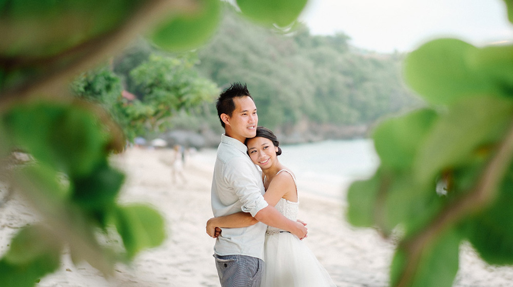 honeymoon photography uluwatu beach bali