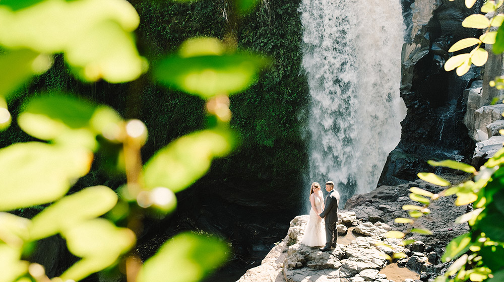 post wedding session in ubud
