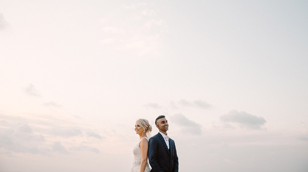 destination wedding at tresna chapel ayana resort