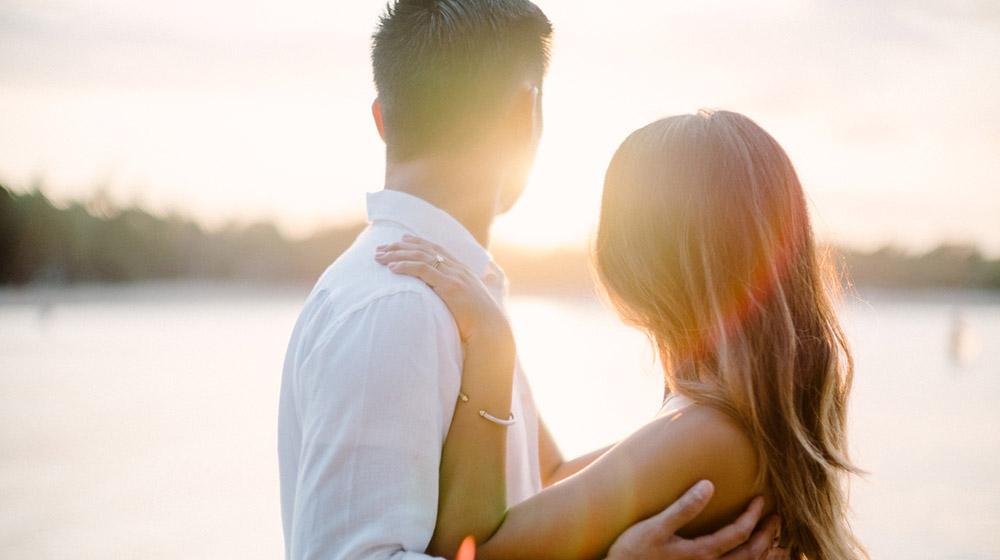 nusa dua beach honeymoon photography