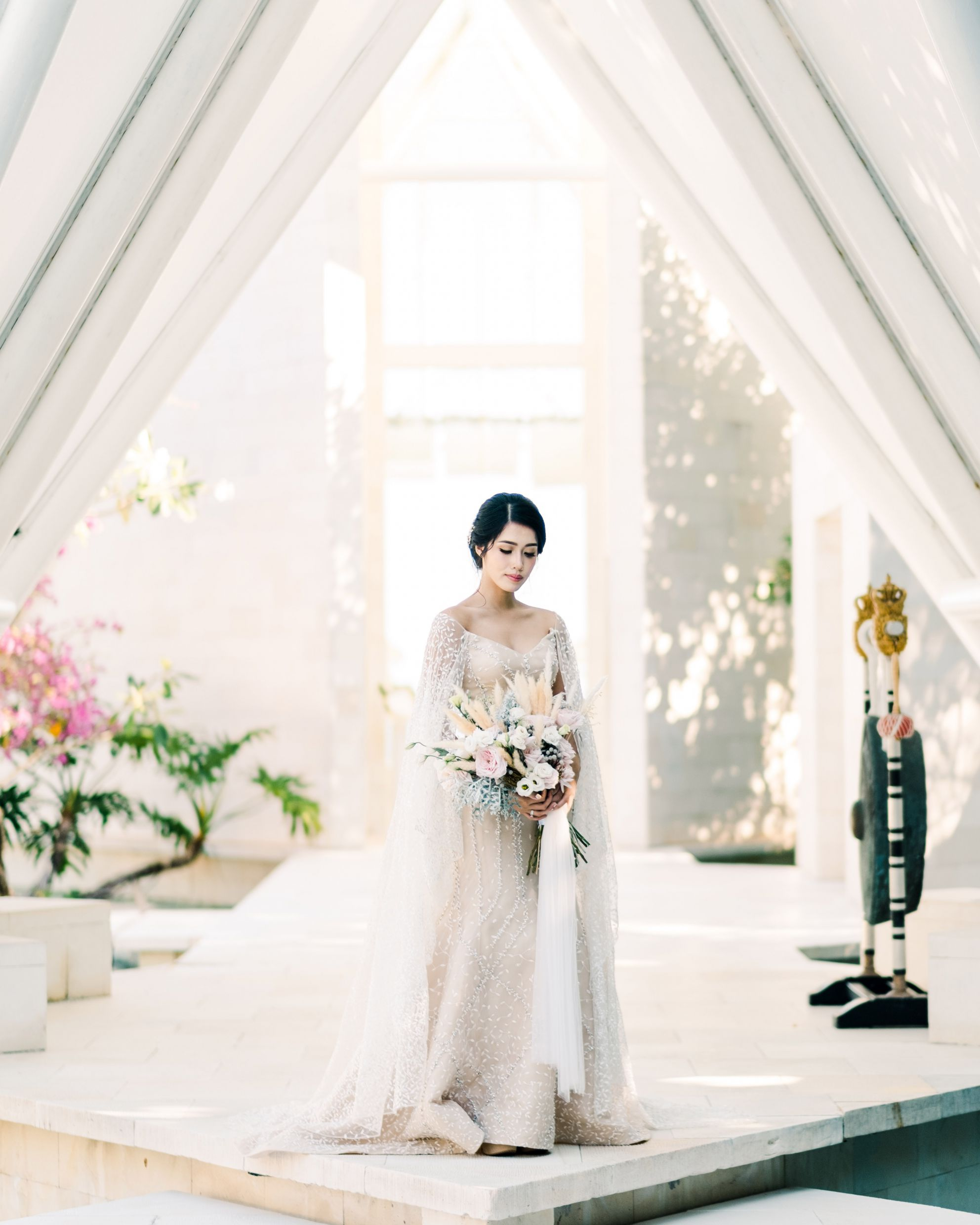 bali wedding of ana octarina and adie baron