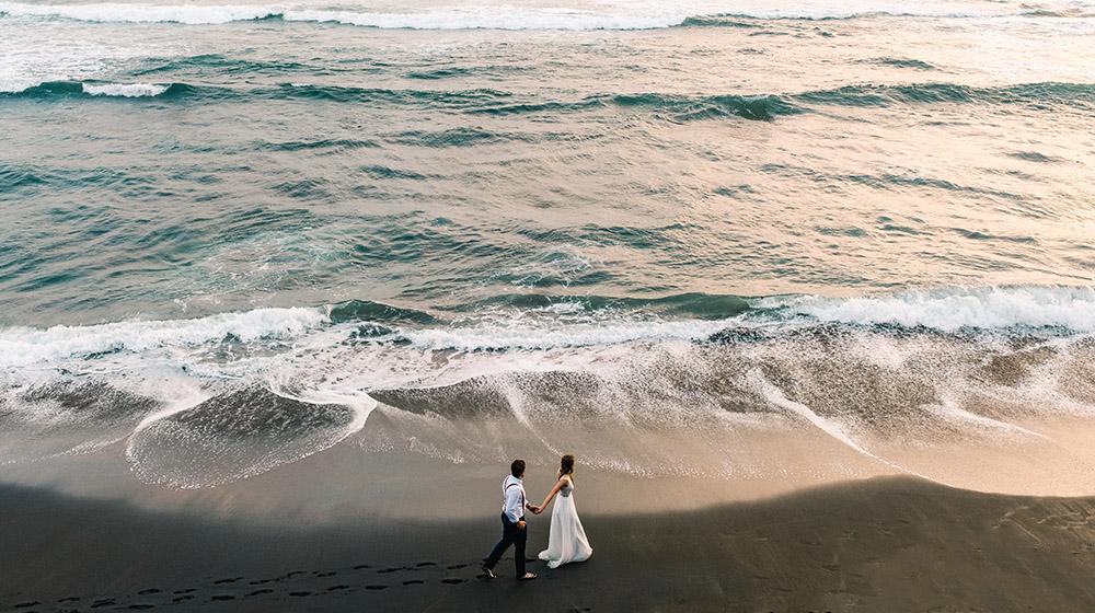 canggu honeymoon photography