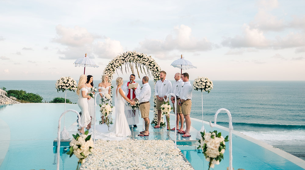 Breathtaking Cliff-Top Wedding Venues