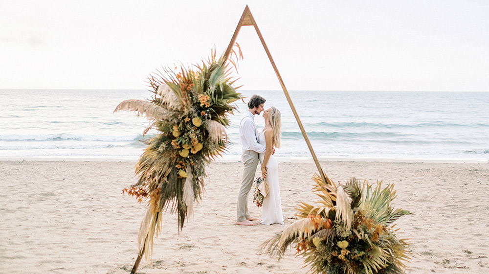How to plan a destination bali wedding