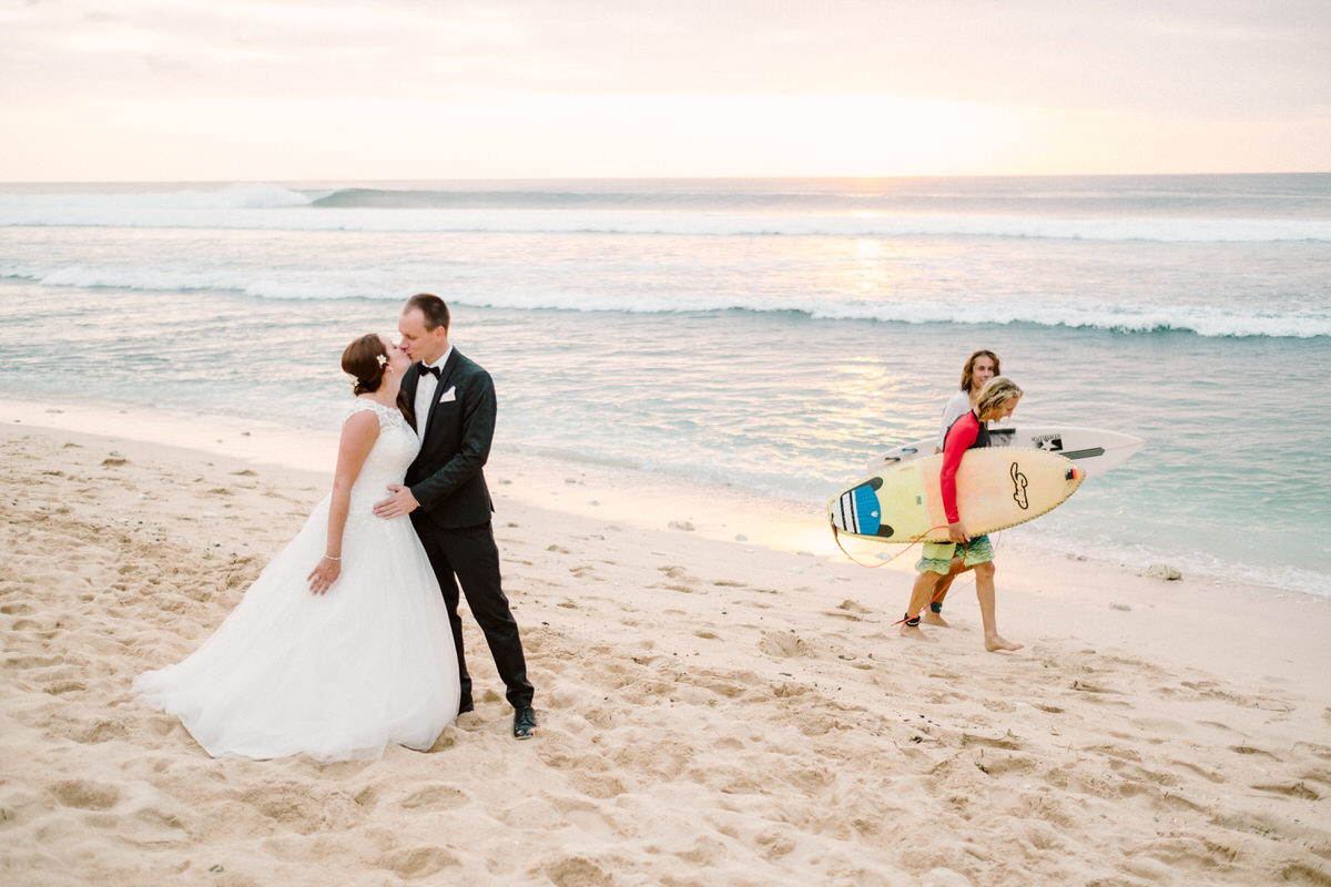 balangan beach uluwatu prewedding