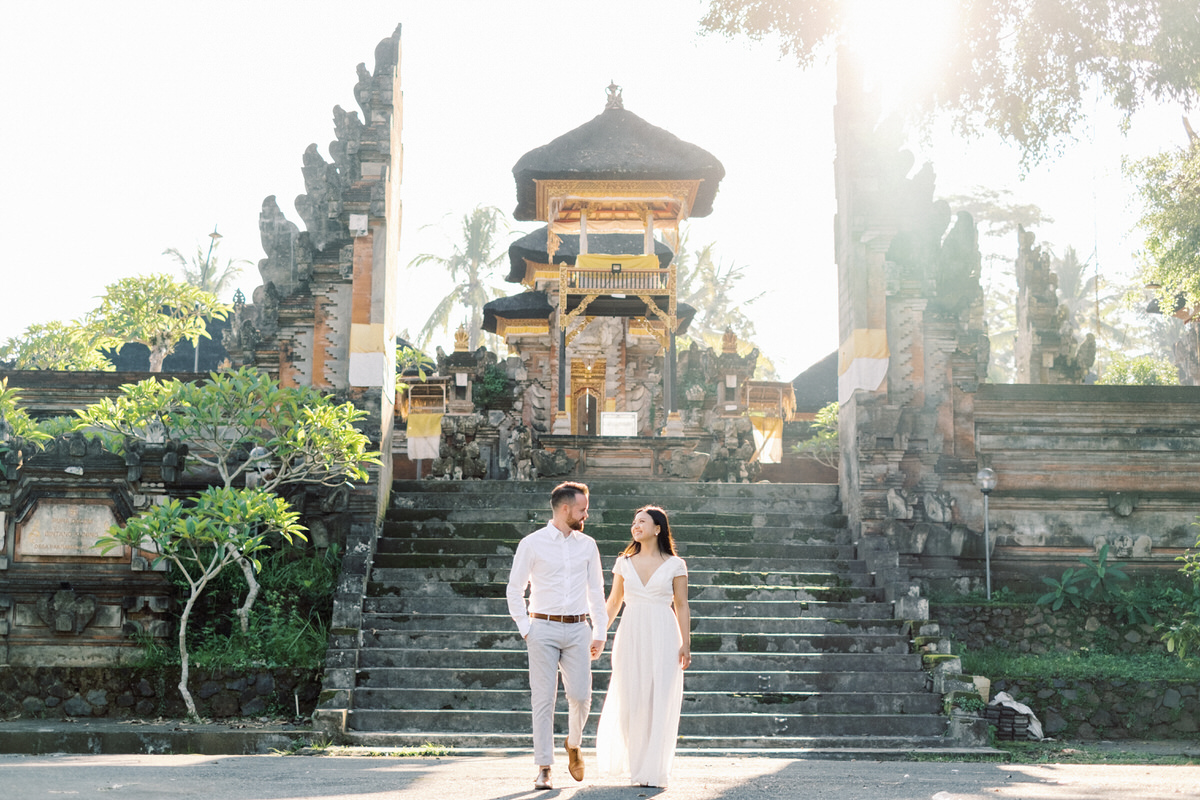 balinese temples in ubud