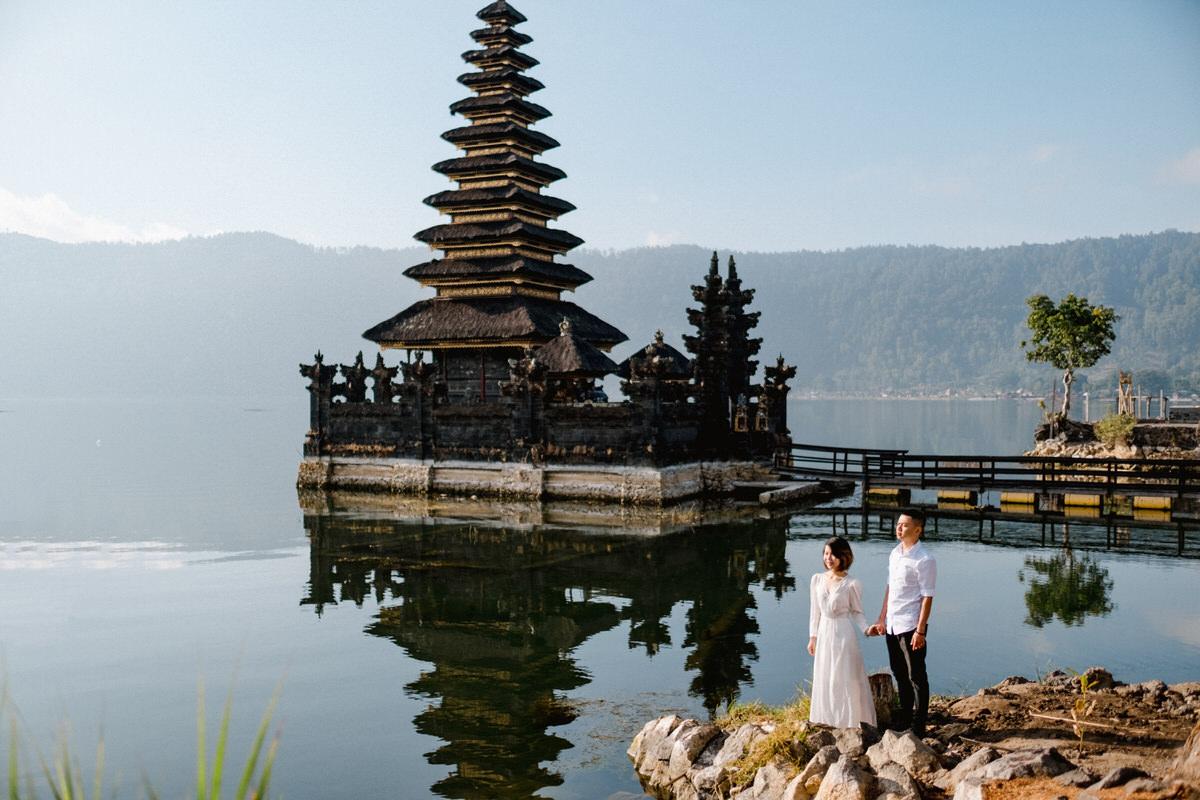 best bali prewedding locations