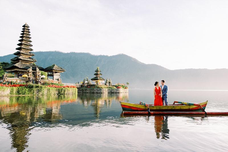 Bali prewedding photographer