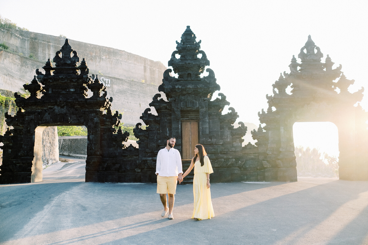 melasti beach prewedding
