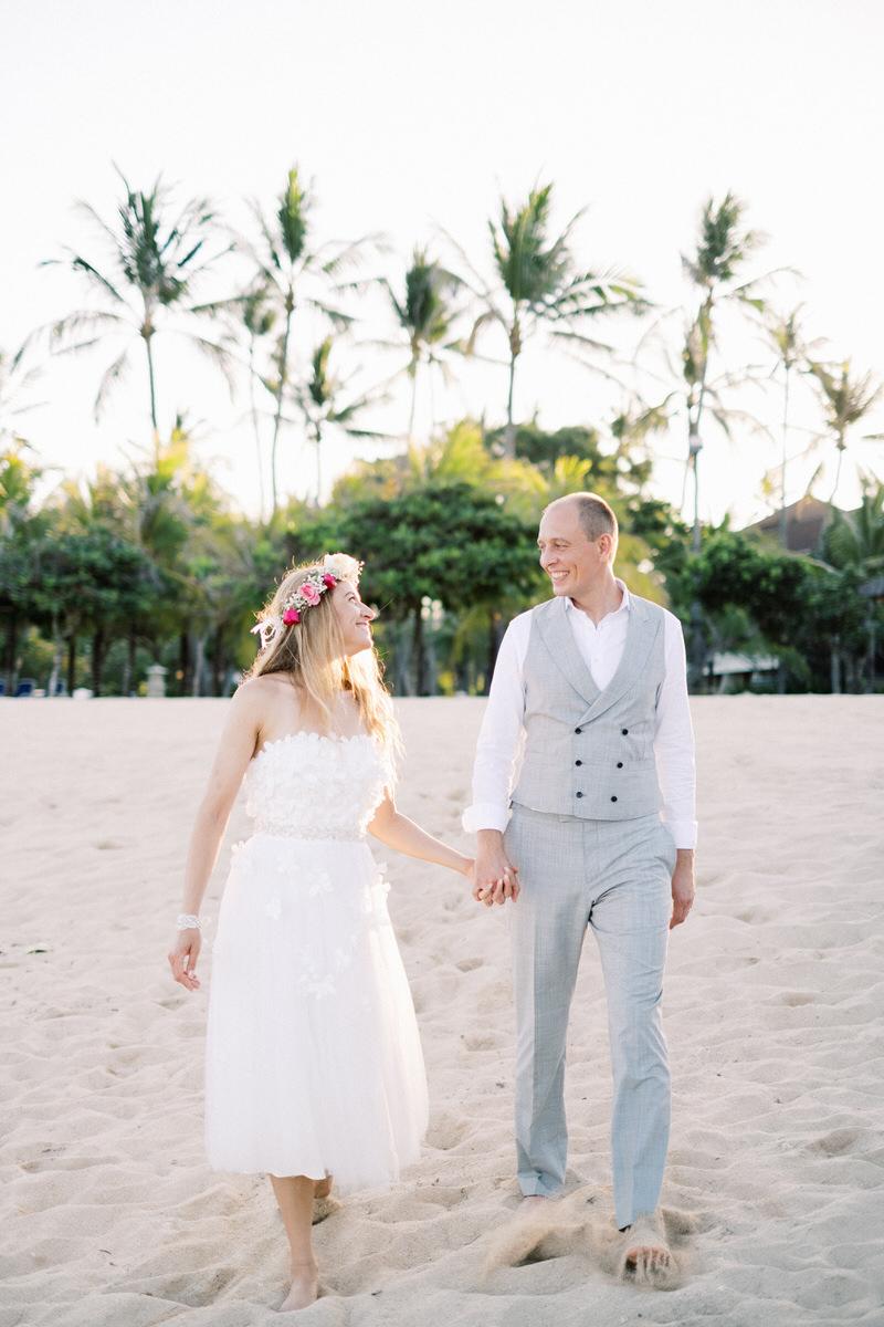 nusa dua beach wedding