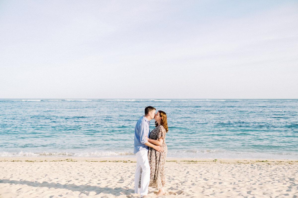 nusa dua beach proposal