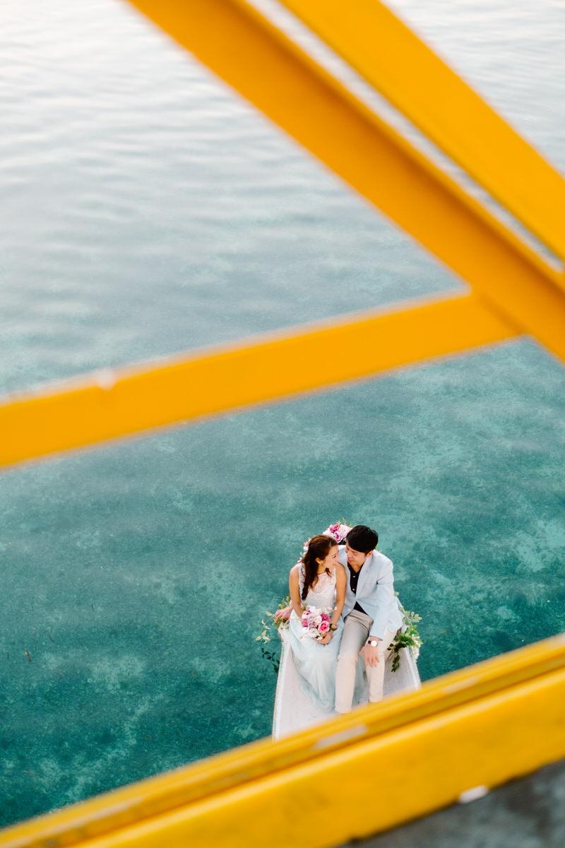 nusa lembongan prewedding