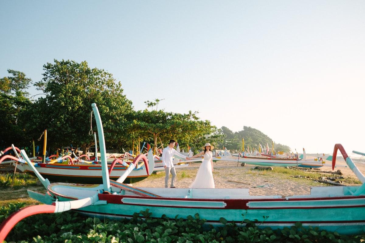 sanur beach bali photo spot