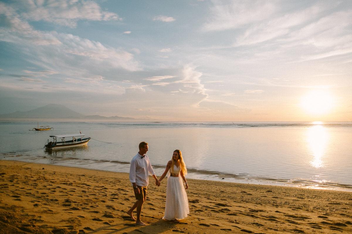best Bali prewedding or engagement locations