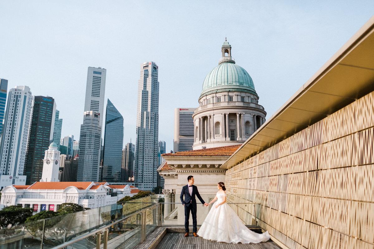 singapore prewedding destination
