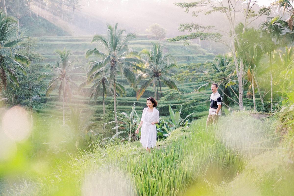 Tegalalang Rice Terraces Photo Spot