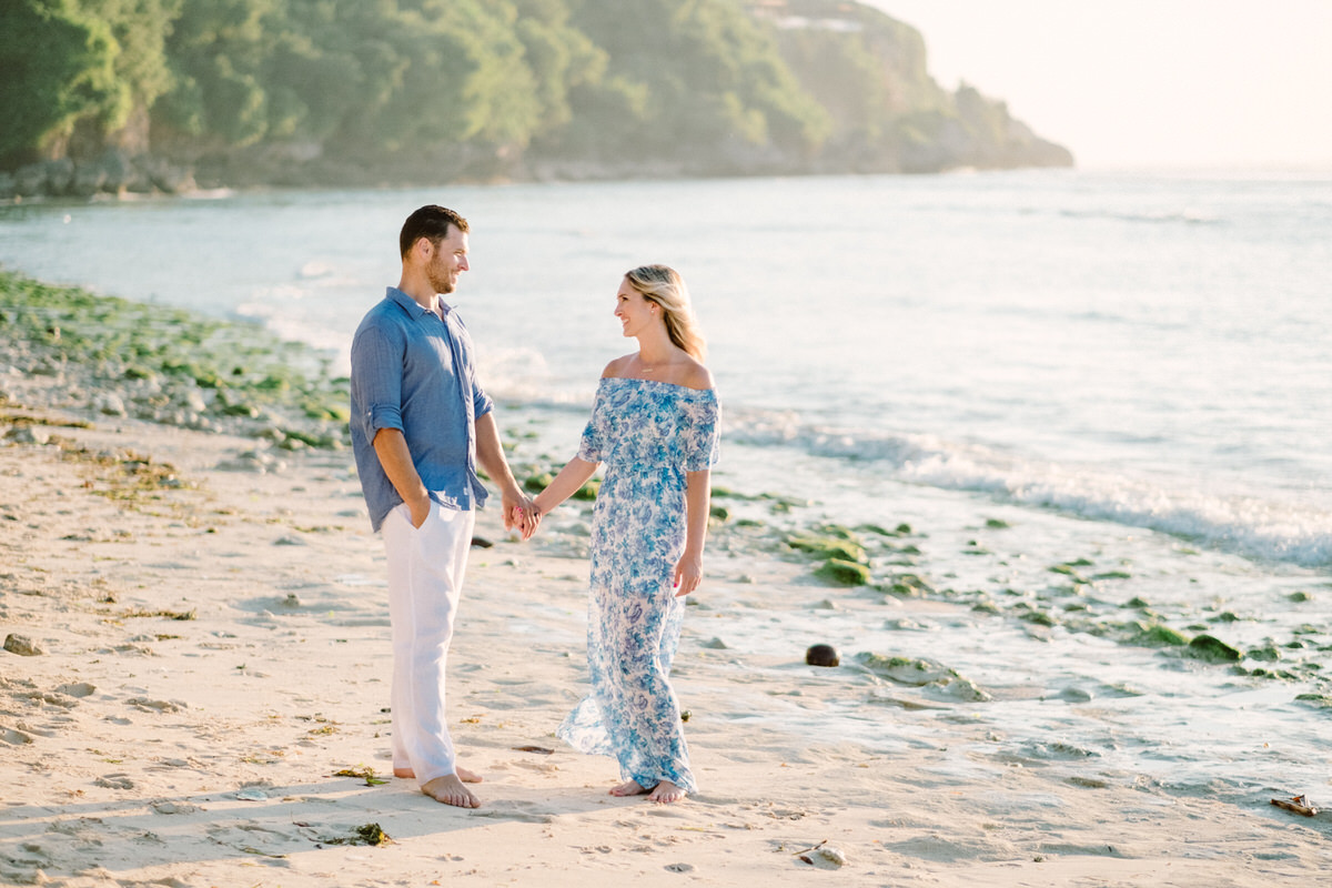 thomas beach engagement