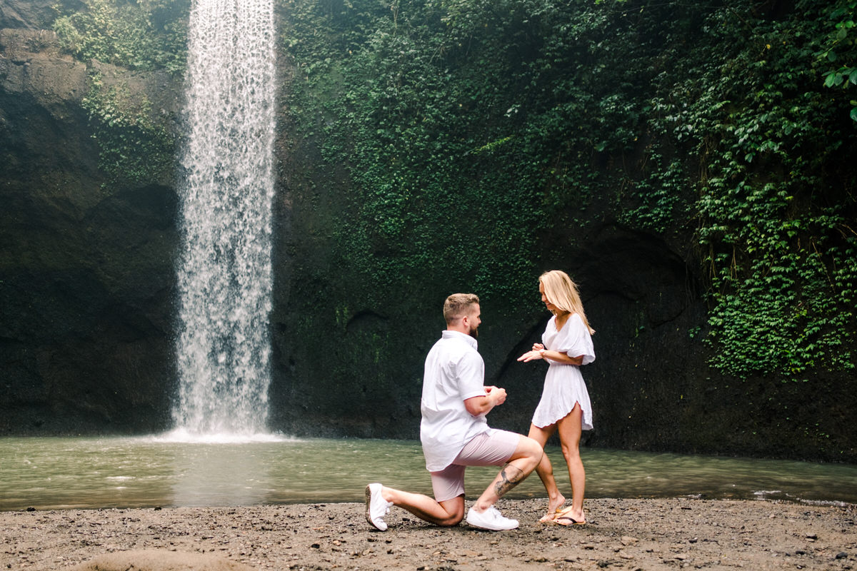 tibumana waterfall proposal