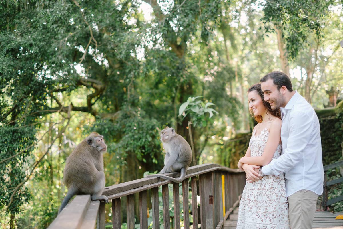 ubud honeymoon location
