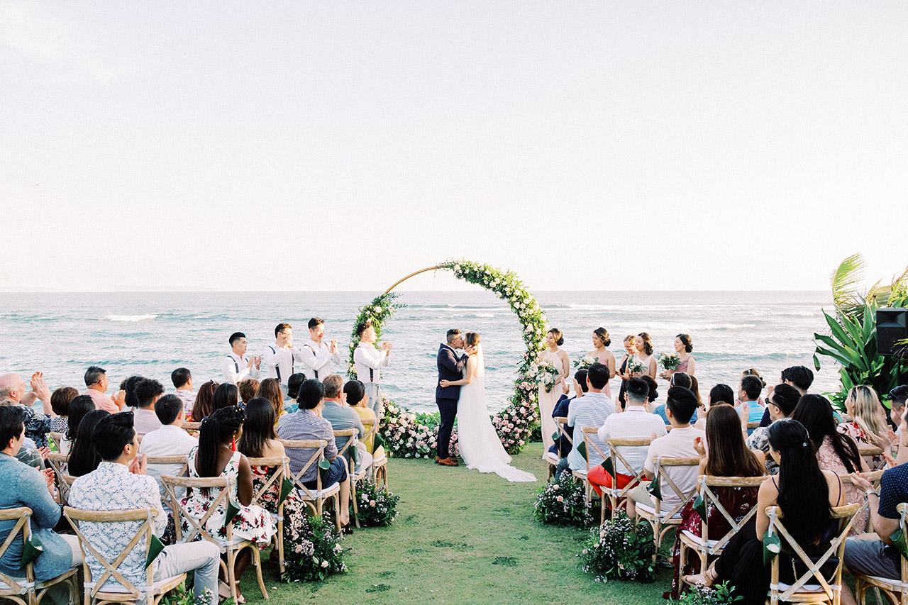 villa taman ahimsa wedding