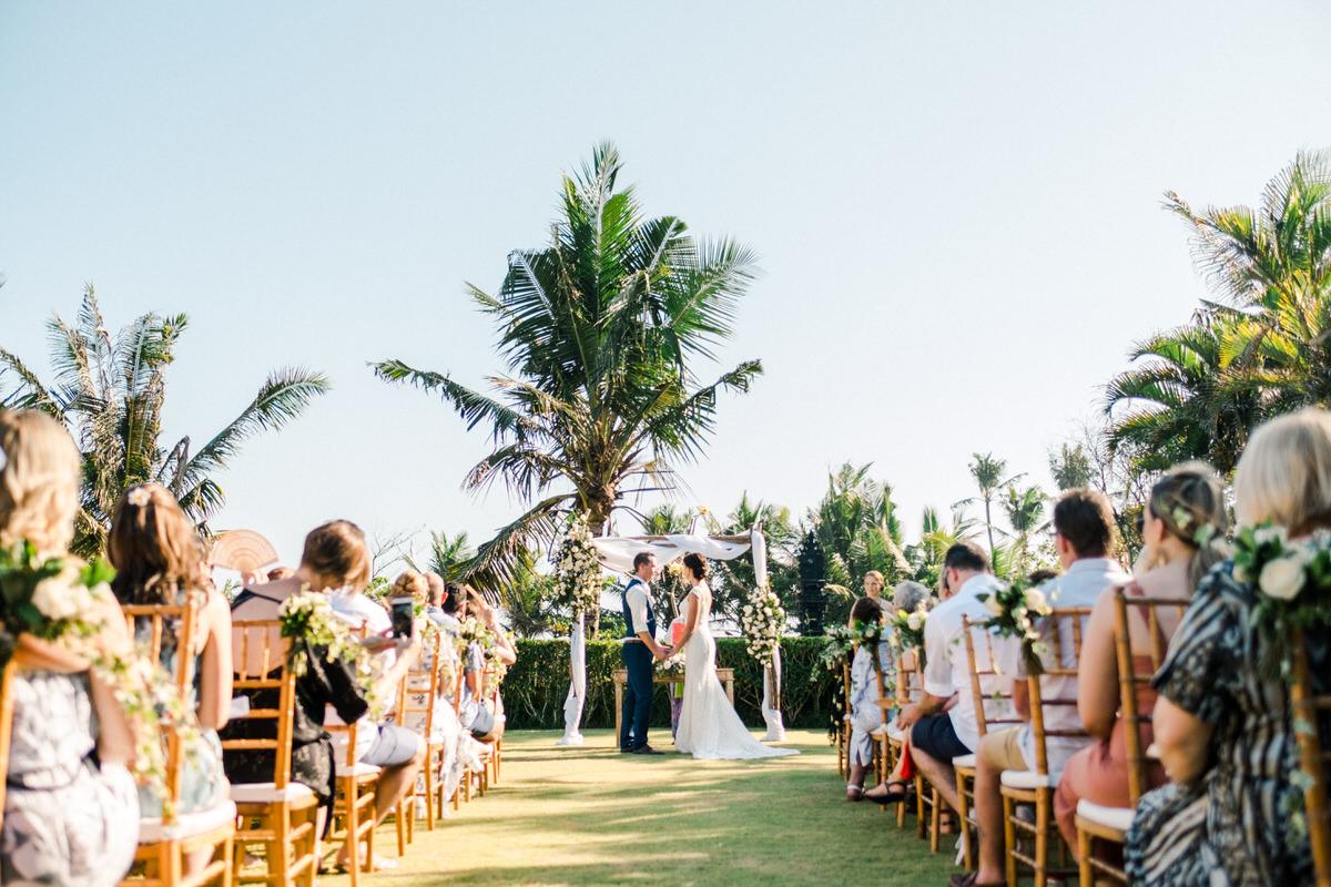 Villa Shalimar Canggu Wedding