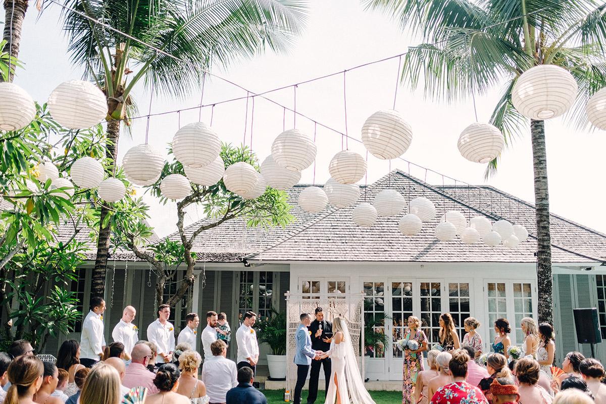 cotton house seminyak wedding