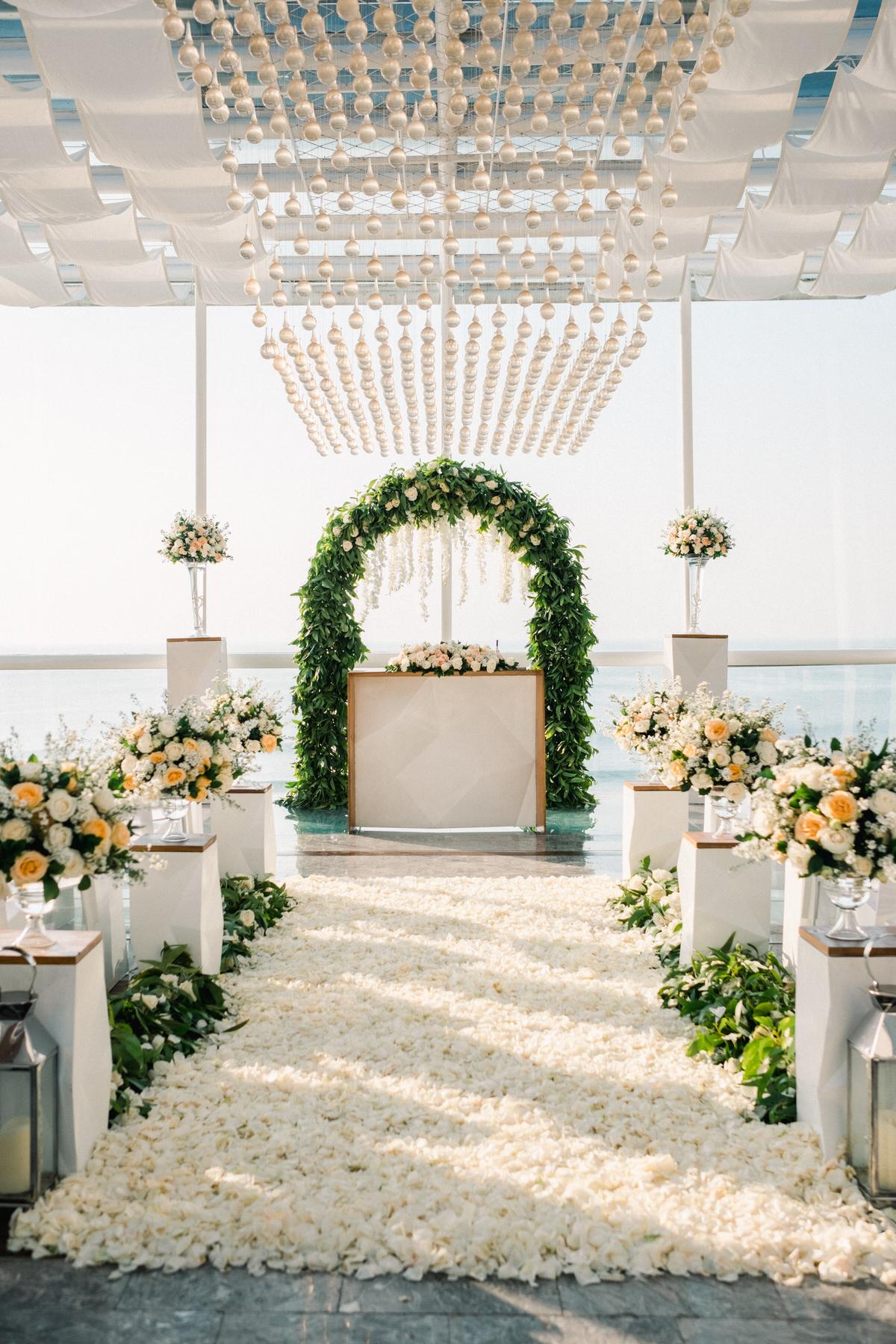 dewa dewi chapel anantara wedding