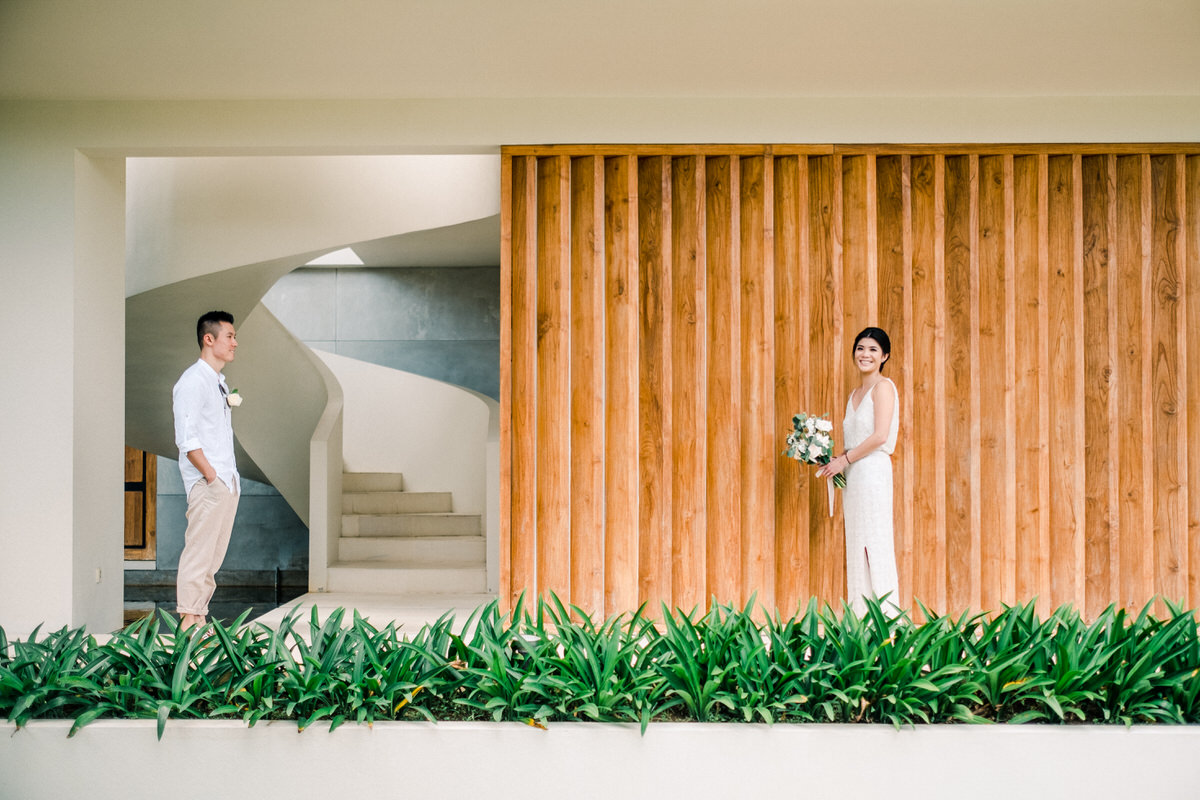 Iman Villa Canggu Wedding