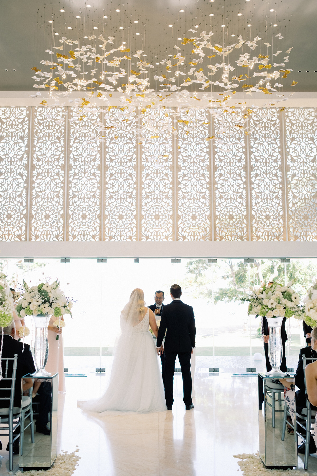 jewel box chapel wedding sofitel bali