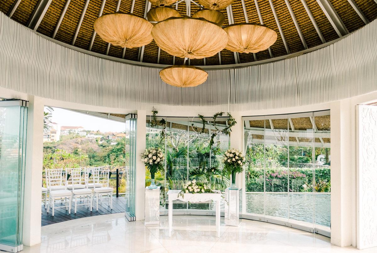 puri temple hill bali wedding chapels