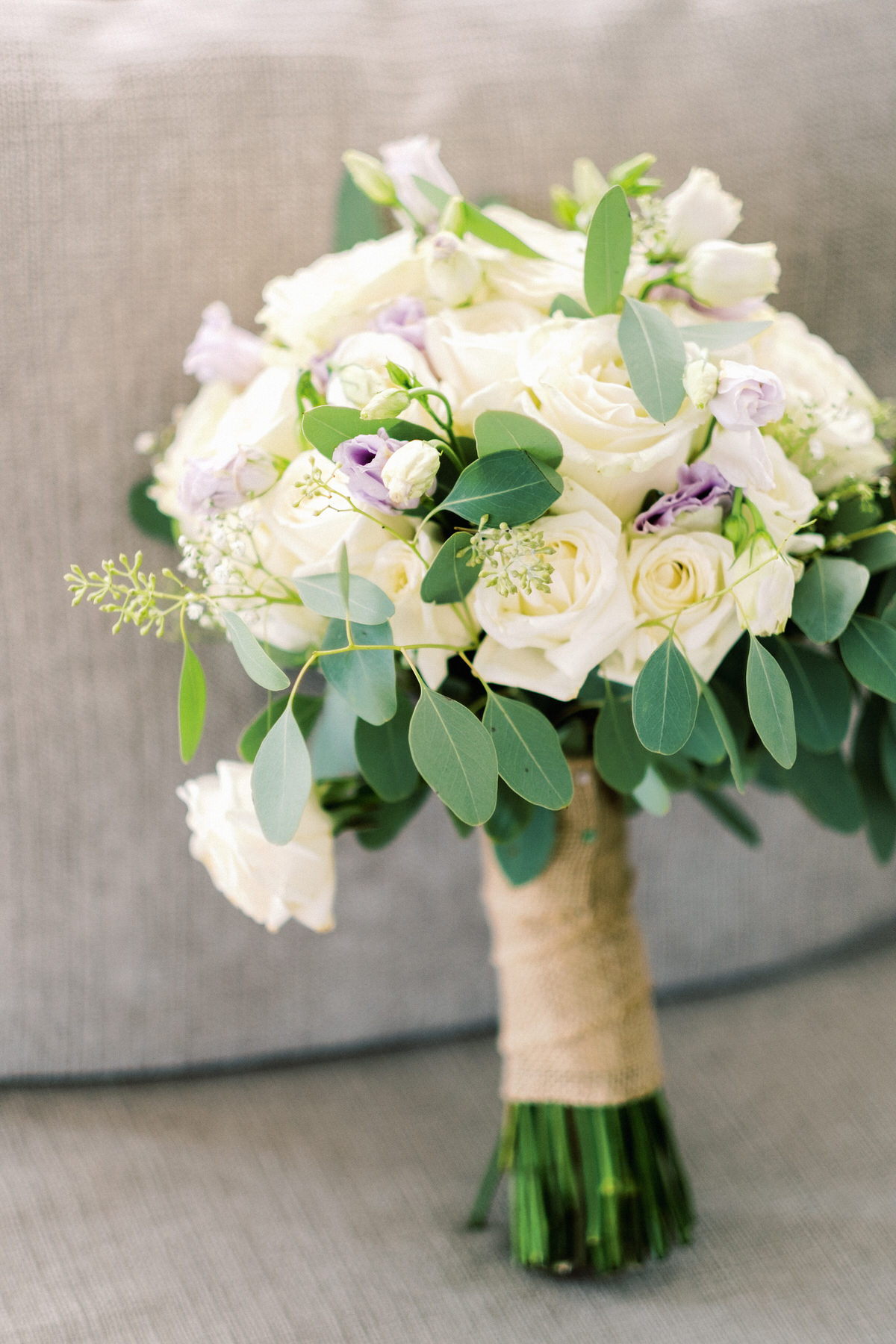 soft neutrals and timeless wedding decor
