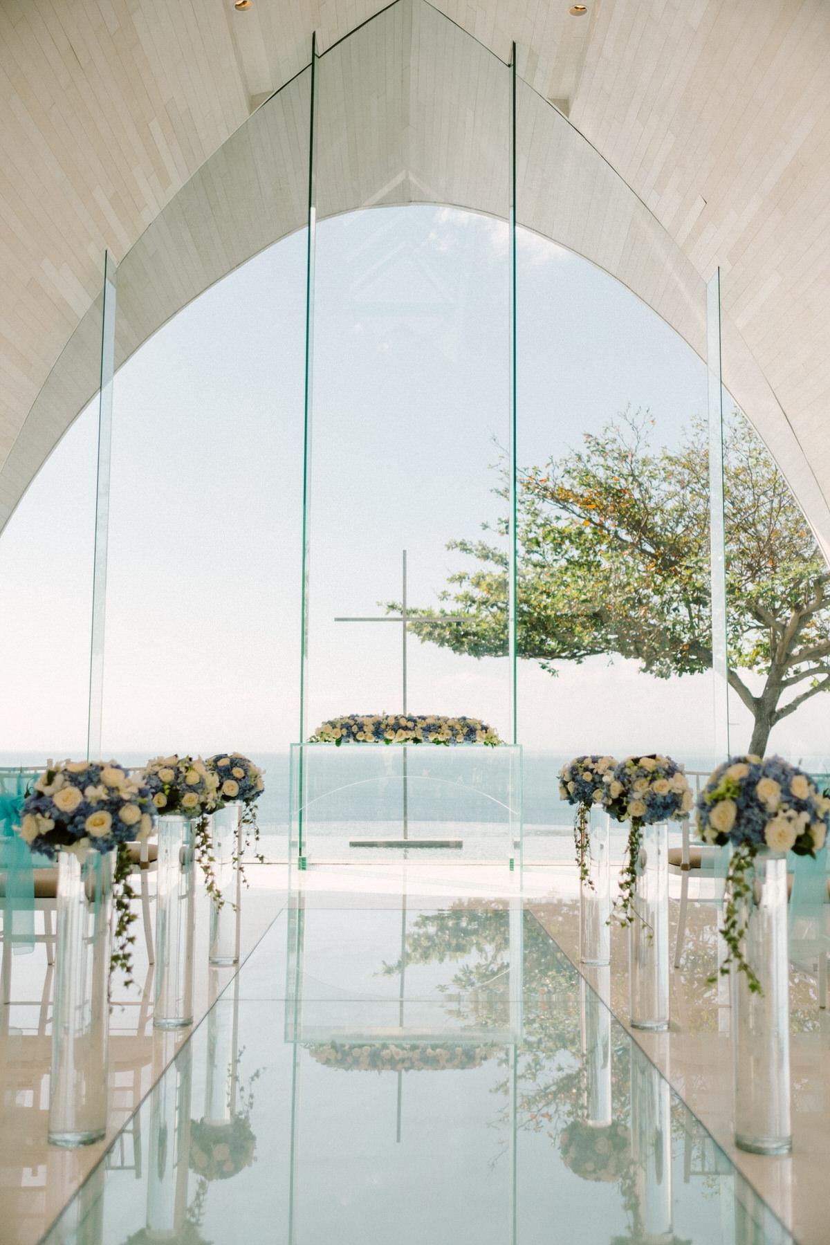 Tresna Chapel at Ayana Resort and Spa