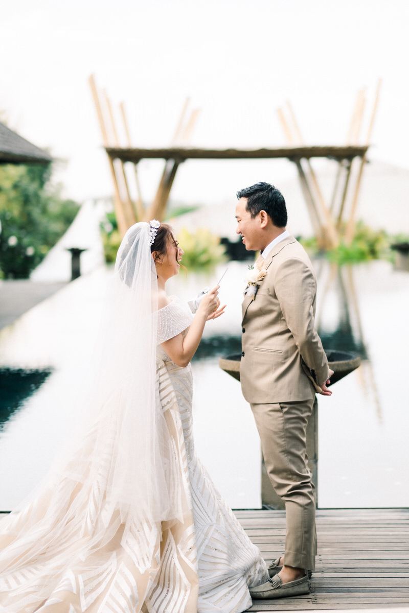 Villa Mandalay Seseh Wedding