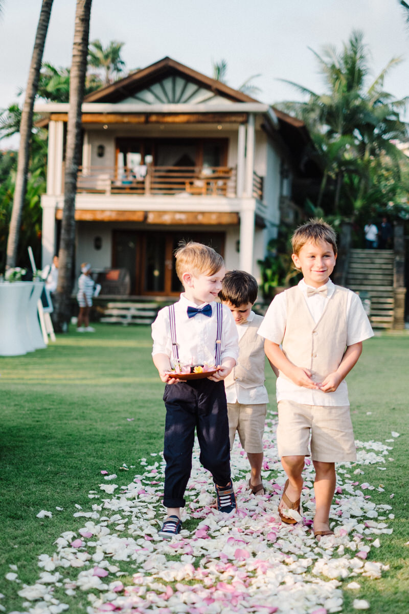 Villa Semarapura Canggu Wedding