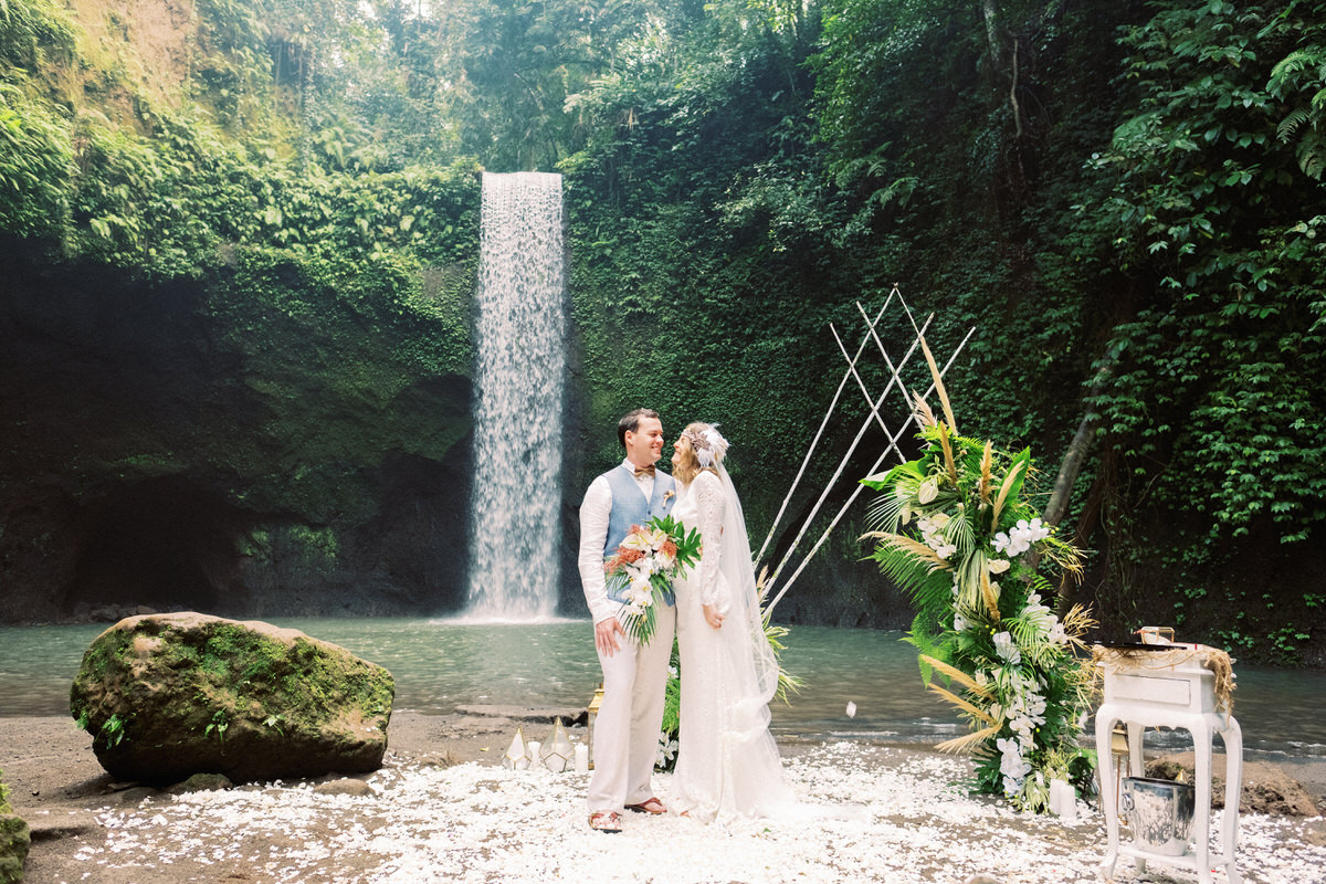 Where to Elope in Bali