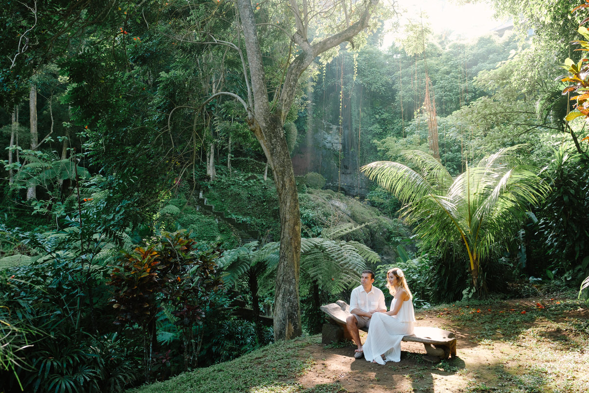 best ubud honeymoon resort