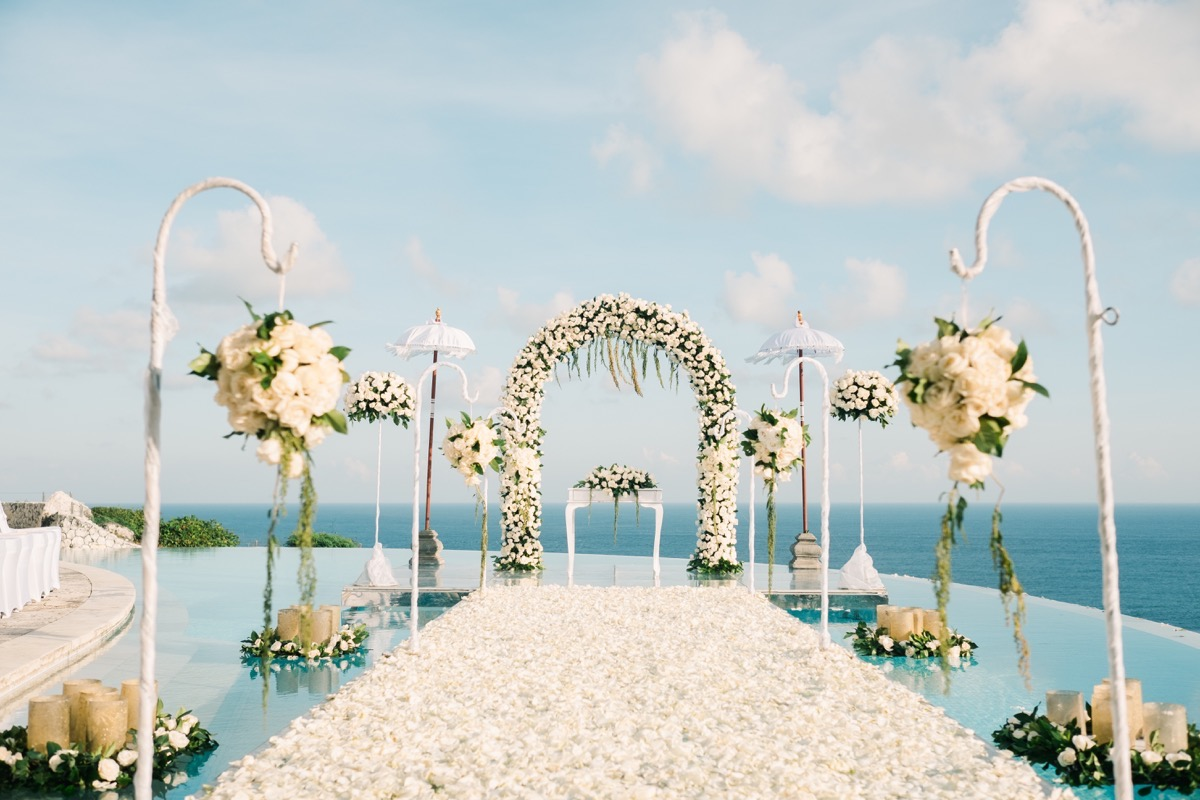 Karma Kandara Bali Wedding Venue