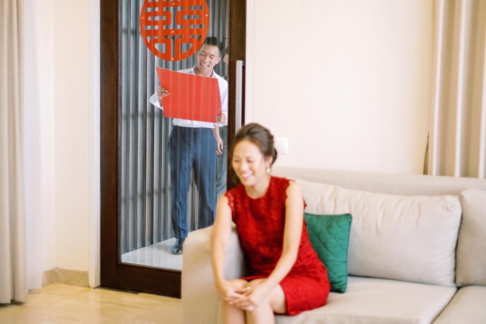 Door Games Wedding Idea Singapore