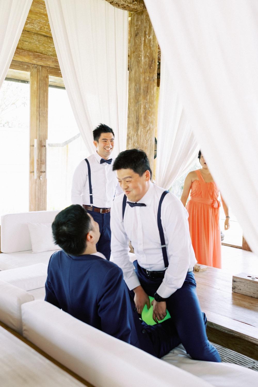 Gate Crashing Wedding Idea
