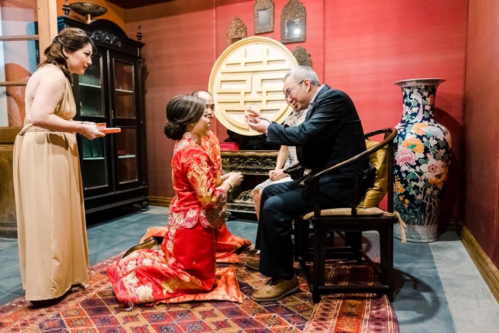 Wedding Tea Ceremony Ideas