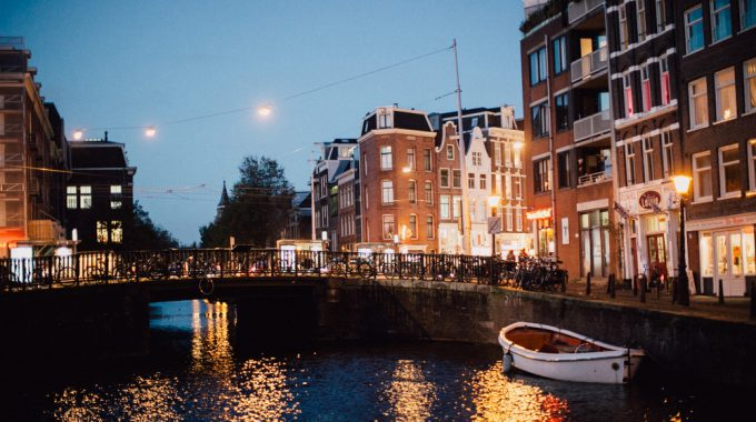 Euro Trip Amsterdam