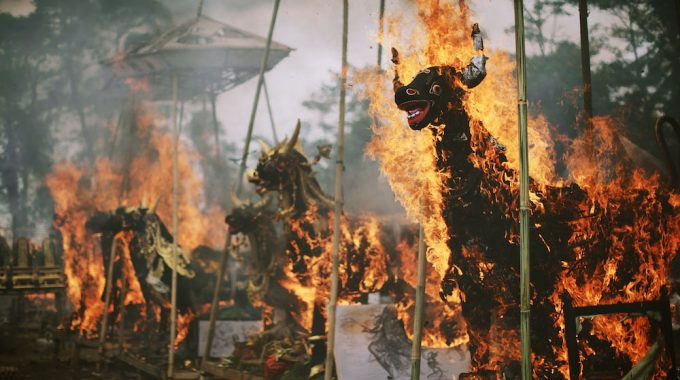 Gusmank mass cremation