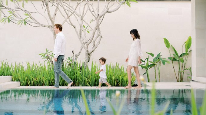 alila uluwatu family photo session