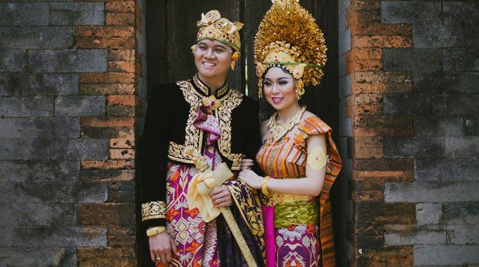traditional bali wedding