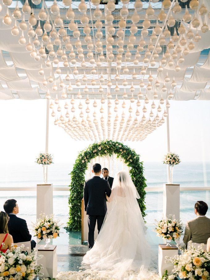 Cliffside Anantara Uluwatu Wedding