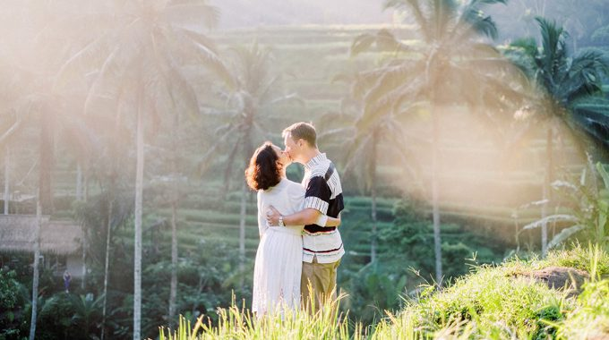 anniversary photo session in bali