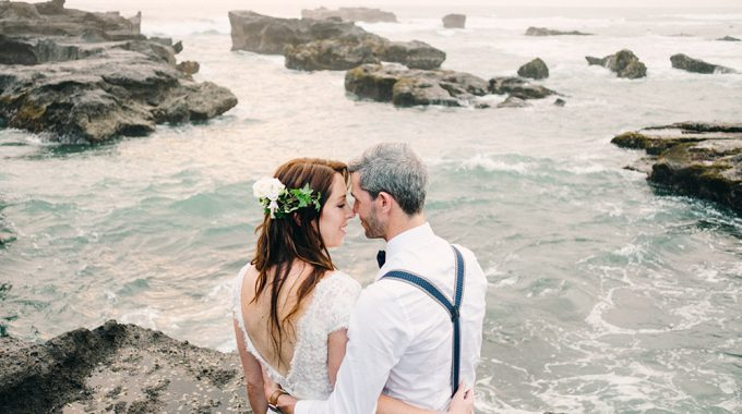 bali beach wedding destination