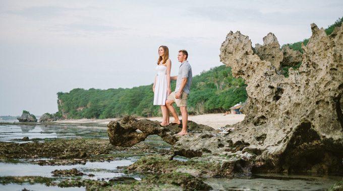 bali honeymoon experience